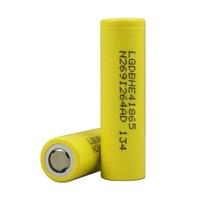 Аккумуляторные батареи 18650 LG HE4 ( Аналог)