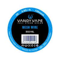 Сетка из нержавеющей стали VANDY VAPE MESH