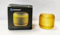 Стекло Manta bubble glass (желтое)